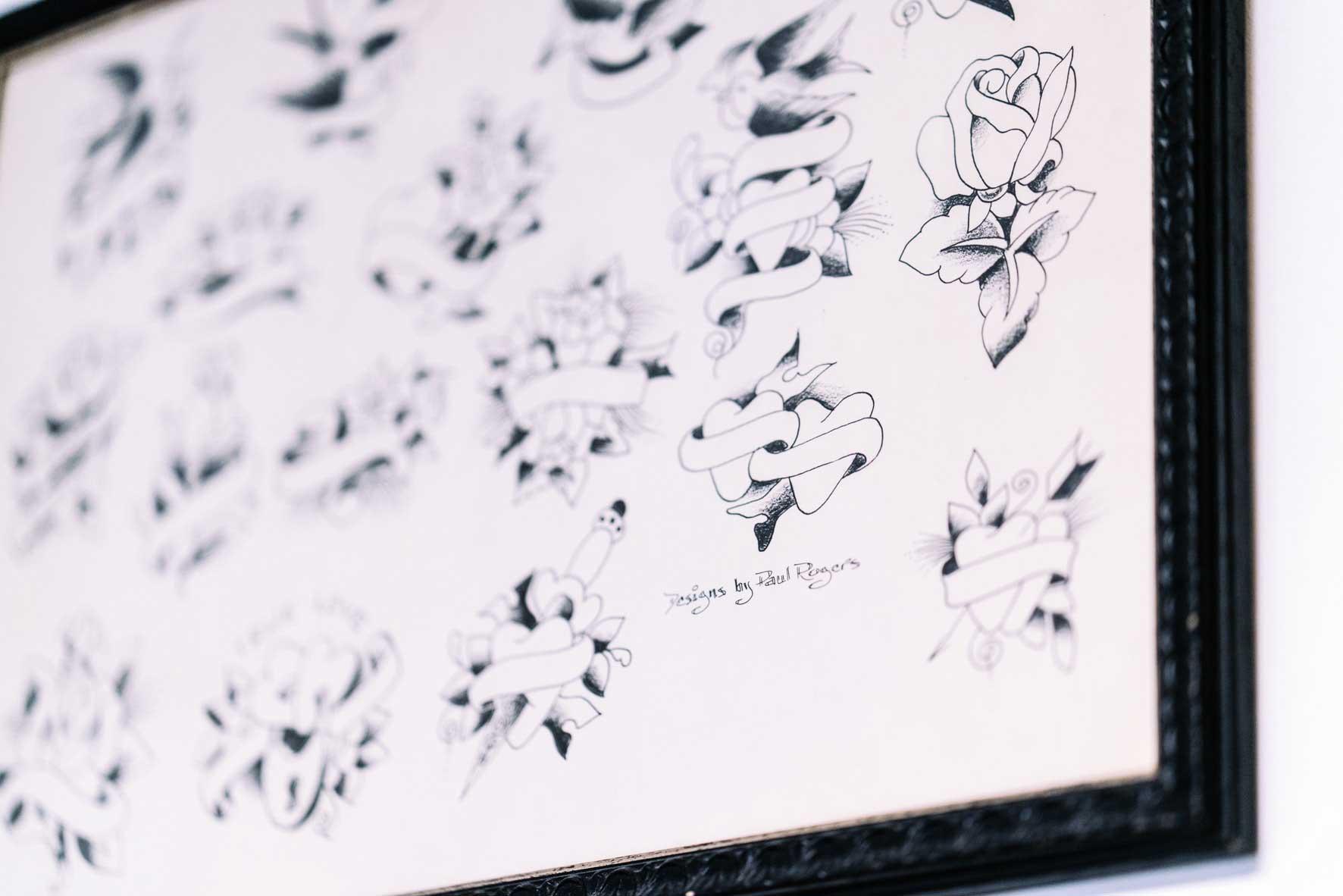 elctric tattooing viareggio lo studio